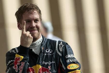 Феттель стал победителем «Гран-при Бахрейна»