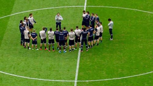 Итальянцы настроены на решительный бой со сборной Германии