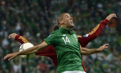 Евро-2012: Испания нанесла разгромное поражение Ирландии
