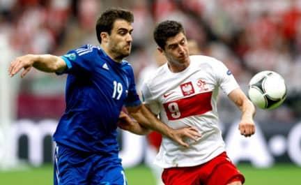 Россия на Евро-2012: разгром Чехии со счетом 4:1