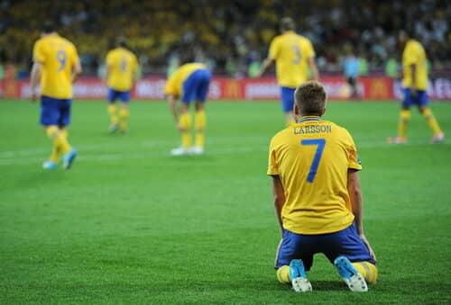 Евро-2012: Англия одержала победу над Швецией