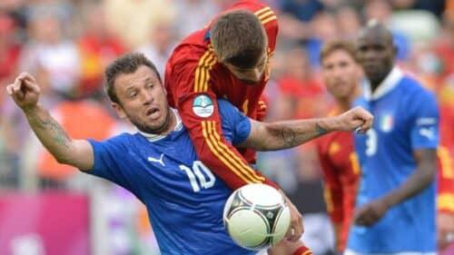 Испания и Италия выяснят отношения в финале Евро-2012