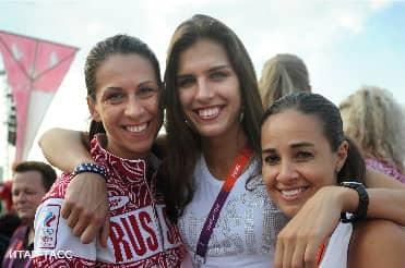 Российские баскетболистки будут бороться за медали