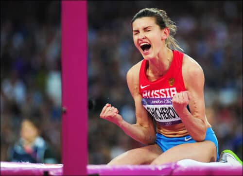 Сборная России 2012 установила рекорд Олимпиады по количеству заработанных за один день медалей