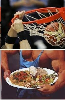 Диета баскетболиста