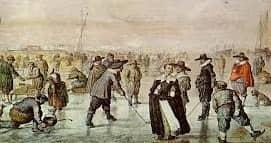 Как произошел хоккей с шайбой