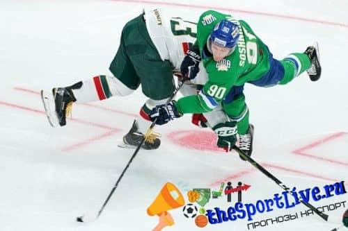 Прогноз на матч Ак Барс — Салават Юлаев — 19.12.2019, 18:30