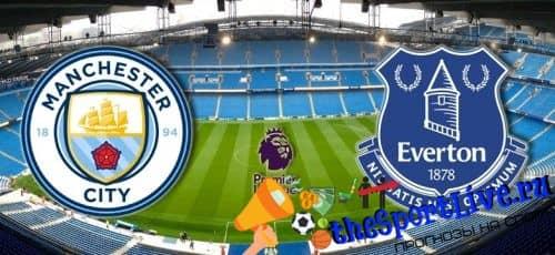 Прогноз на матч Манчестер Сити — Эвертон — 01.01.2020, 19:30