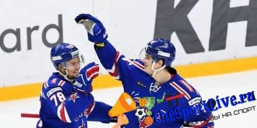Прогноз на матч СКА — Динамо Минск — 28.01.2020, 18:30