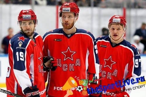 Прогноз на матч ЦСКА — Торпедо — 02.03.2020, 18:30