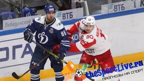 Прогноз на матч Спартак — Динамо Москва — 12.03.2020, 18:30