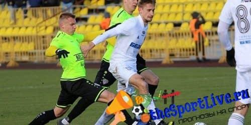 Прогноз на игру Торпедо-БелАЗ II — Энергетик-БГУ II — 10.04.2020, 17:00