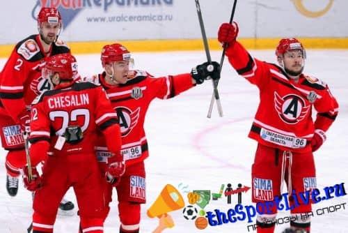 Прогноз на матч Автомобилист — Локомотив — 28.10.2020, 17:00