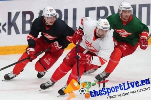 Прогноз на матч Локомотив — Спартак — 20.10.2020, 19:00